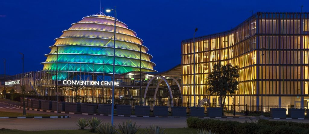 Rwanda Convention Bureau - Convention Center