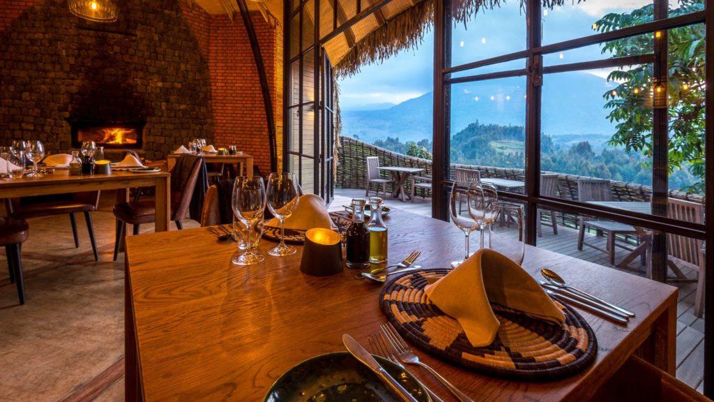 Bisate Lodge Room Table MICE Magazine